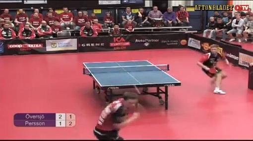 VIDEO: el mejor punto de tenis de mesa en YouTube