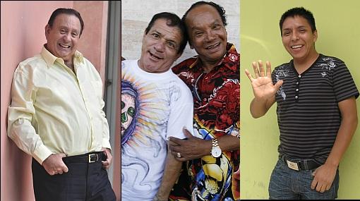 ¿Qué cómicos acompañarán a Carlos Álvarez en nuevo programa?