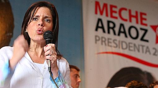 "Mercedes Aráoz: ""Yo hubiese llegado a la segunda vuelta"""