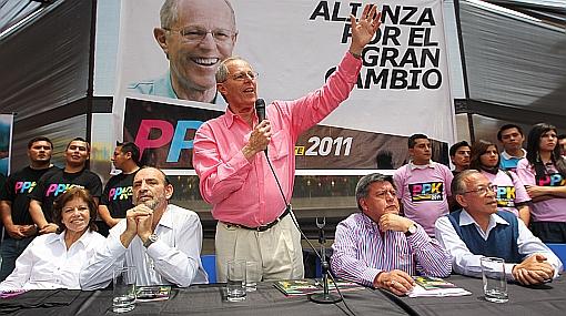 """PPK: """"Alianza por el Gran Cambio no ha muerto y seguirá en el Congreso"""""""