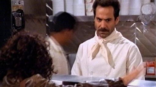 """Como para reírse: una mirada 'gastronómica' al mundo de """"Seinfeld"""""""