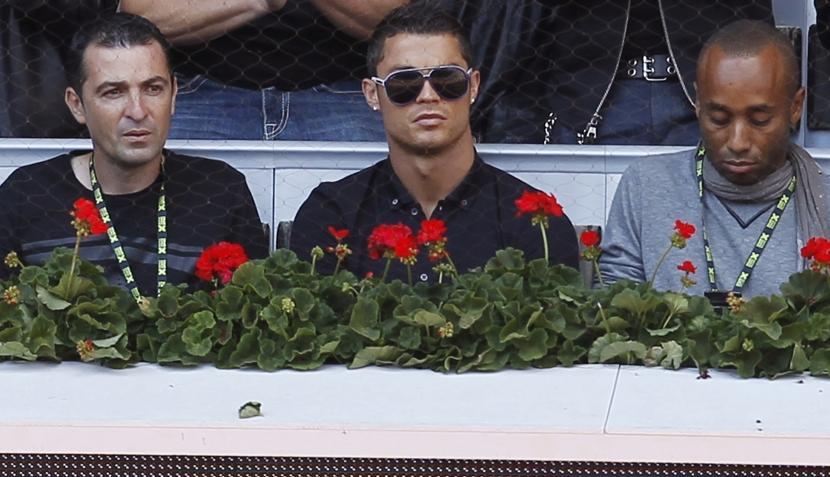 FOTOS: Rafael Nadal, Novak Djokovic y Roger Federer avanzaron en el Másters de Madrid