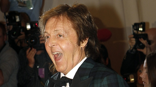 Paul McCartney recibirá dos condecoraciones por parte del Estado Peruano