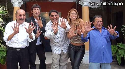 """Carlos Álvarez volverá con """"El estelar del humor"""" a horario de los domingos"""