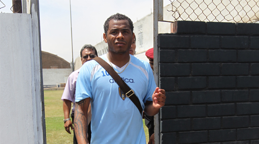 Wilmer Aguirre quiere sacrificar sus vacaciones para estar en la Copa Kirin