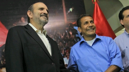 Yehude Simon negó apoyo del Partido Humanista a Ollanta Humala