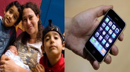 Apple ofrece singulares aplicaciones para mamá en su día