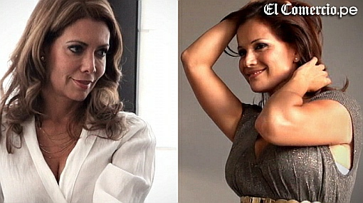 VIDEO: Maritere y Mónica Sánchez, sensuales madres de la farándula