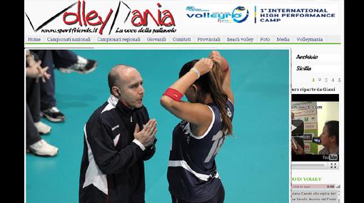 A la italiana: el técnico de la selección peruana de vóley es Luca Cristofani