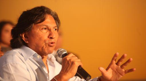 Alejandro Toledo dice que Ollanta Humala apoyó 'andahuaylazo'