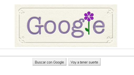 Google dedica su doodle a las madres en su día