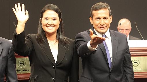 Humala y Fujimori destacaron papel de las madres peruanas en su día