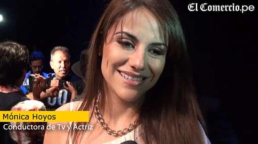 """Mónica Hoyos: """"No creo que Magaly tenga algo personal en mi contra"""""""