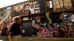 Arte urbano de los grafiteros cobra más fuerza en las calles de Lima - Noticias de wayne arnold