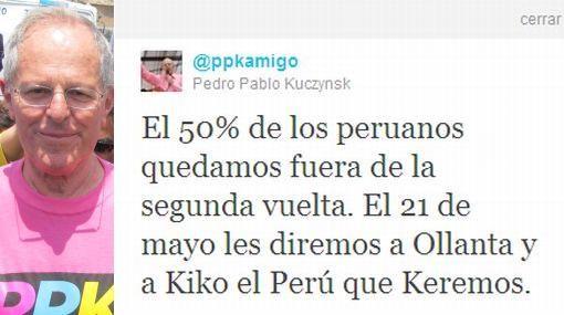 """PPK responde a Toledo: """"Siempre será merecedor de mi respeto y afecto"""""""