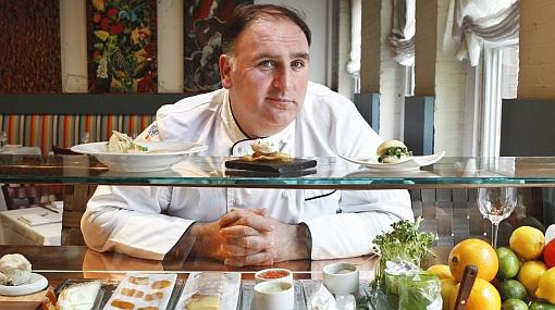 El español José Andrés ganó el 'Óscar' culinario al mejor chef del año