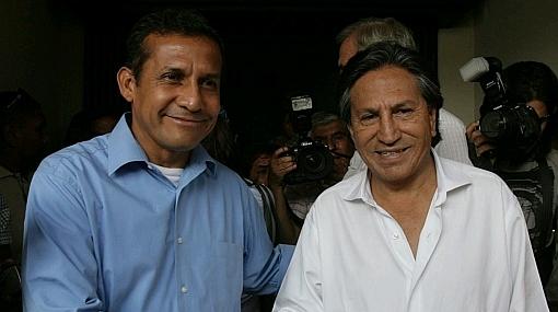 """Alejandro Toledo: """"Ollanta Humala me ofreció un cogobierno"""""""