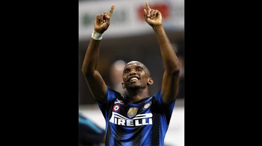 Inter llegó a la final de la Copa Italia de la mano de Eto'o