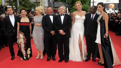 FOTOS: celebridades en la primera gala del festival de Cannes