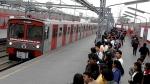 Tramo 2 de tren eléctrico recortará la avenida Próceres - Noticias de odebrecht peru