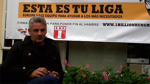 """Roberto Baggio a El Comercio: """"Farfán tiene calidad para jugar en Italia"""""""