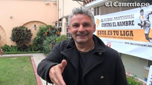 "Roberto Baggio: ""Admiraba a Barbadillo pero Uribe era fantástico"""