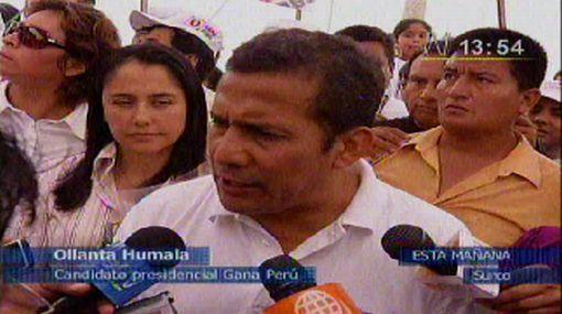 Humala niega financiamiento venezolano reportado en nuevo Wikileaks
