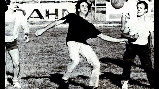 FOTOS: a un año de su sueño, Cerati e inolvidables postales futboleras
