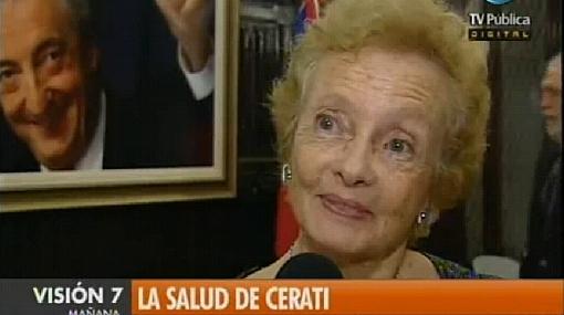 """Mamá de Gustavo Cerati: """"Hoy no sé si son 365 días o 365 años"""""""
