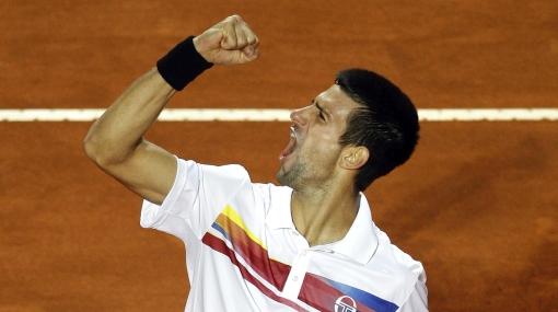 Ránking ATP: Novak Djokovic le pisa los talones a Rafael Nadal