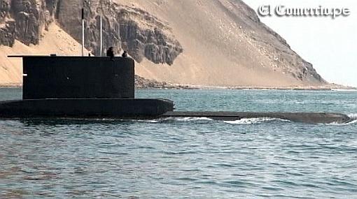 La fuerza de submarinos peruanos cumple un siglo protegiendo el mar