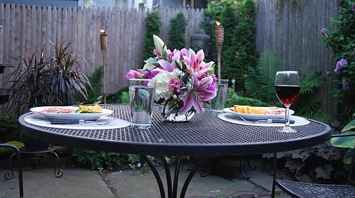 Tips para ofrecer una exitosa cena romántica en casa