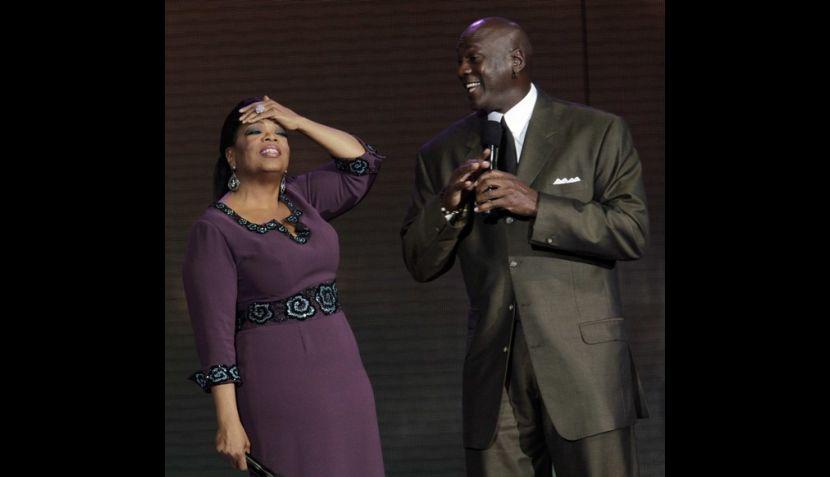GALERÍA: estrellas del cine y de la música despidieron a Oprah Winfrey