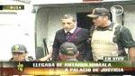 Antauro Humala expone sus argumentos sobre el caso 'Andahuaylazo' - Noticias de tito palomino almanza