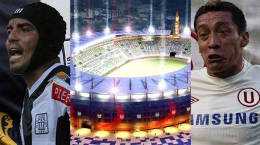 Estadio Nacional será inaugurado con clásico entre Alianza y la 'U'