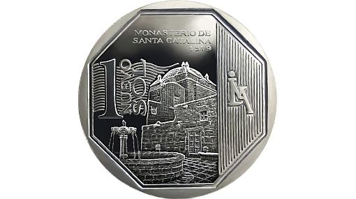 Nueva moneda coleccionable de S/.1 circulará desde mañana