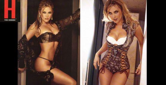 Playboy quiere desnudar a la ex de Luis Miguel