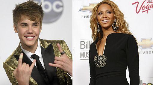 Premios Billboard: Justin Bieber y Beyoncé, los grandes ganadores