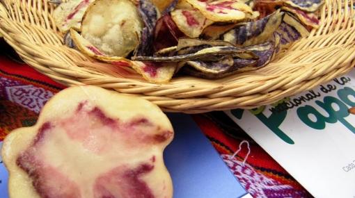 Cada peruano consume en promedio 83 kilos de papa al año
