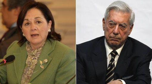 El Gobierno rechazó acusación de Vargas Llosa sobre apoyo a Keiko