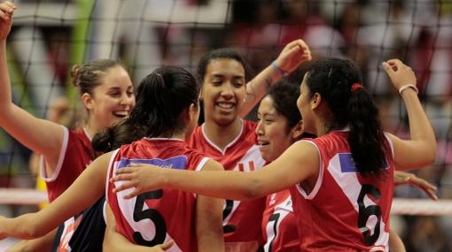 Egipto es el primer rival de Perú en el Mundial Juvenil de Vóley