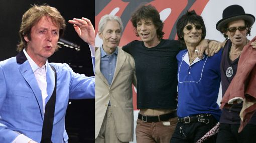 Paul McCartney: los Rolling Stones envidiaban a los Beatles