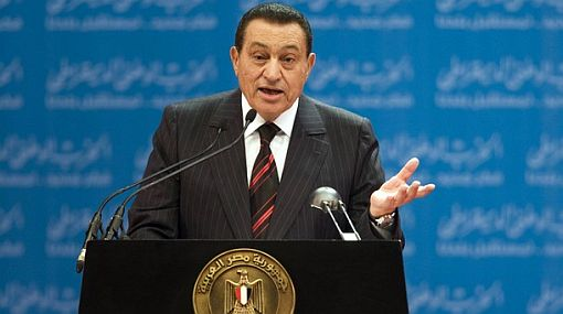 Ex presidente egipcio será enjuiciado por muerte en protestas