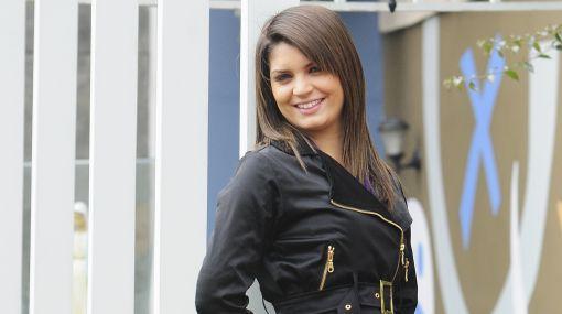 Nataniel Sánchez fue operada de emergencia por una apendicitis