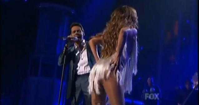 "Jennifer López calentó ""American Idol"" con un baile muy sexy"