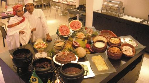 Brasil 2014: las sedes del Mundial y sus platos típicos