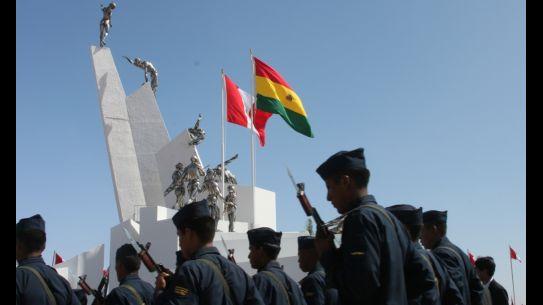 FOTOS: Tacna recordó la histórica batalla del Campo de la Alianza