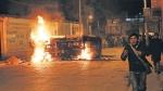 Violencia y desgobierno en Puno tras romperse diálogo con el Ejecutivo - Noticias de paro de policías en bolivia
