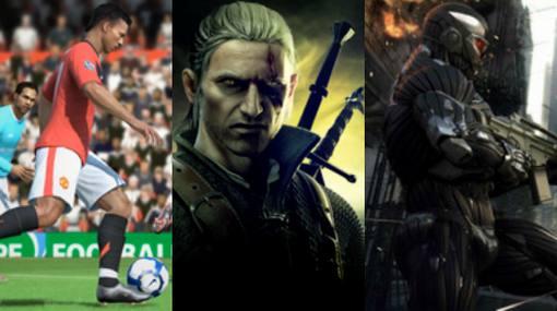 Los diez mejores juegos de PC en la actualidad