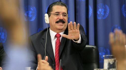 Zelaya regresará a Honduras casi 2 años después del golpe de Estado